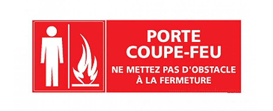 Portes Coupe-feu U2013 Sécurité Incendie Saumur 49